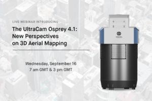 Vexcel UltraCam Osprey Mark Osprey 4.1